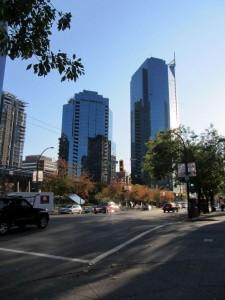 Sheraton in Vancouver