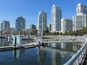 Waterfront at Vancouver